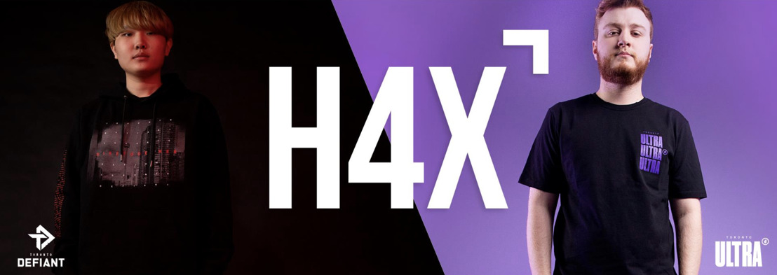 The apparel of H4X will decorate the bodies of the OverActive Media players and content creators