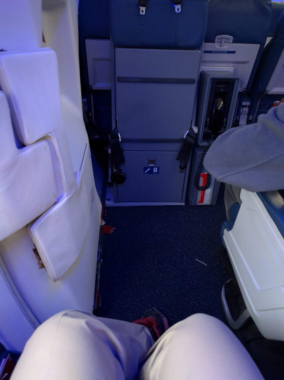 Review Of Delta Air Lines Flight From Atlanta To San