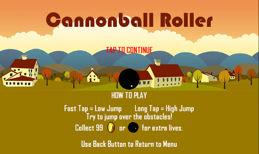 Cannonball Roller 1
