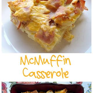 McMuffin Casserole