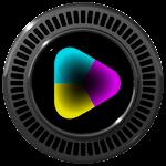 NEW NEON Poweramp skin Icon