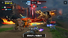 Dino Squad:巨大恐竜のTPS恐竜シューターのおすすめ画像3