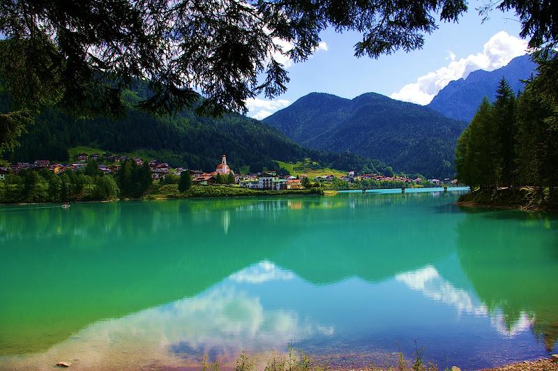 Lago di Auronzo di Cadore di Cristiano M.