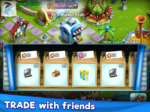 Farm Craft: Township & farming game apkmr screenshots 7