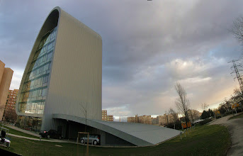 Photo: Az Autoklub új székháza, Budapest, Újpest
