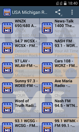 USA Michigan Radio