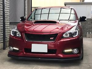 レガシィツーリングワゴン BRG 2.0 GT DIT・平成24年式のカスタム事例画像 PORT-Kさんの2019年02月17日22:01の投稿