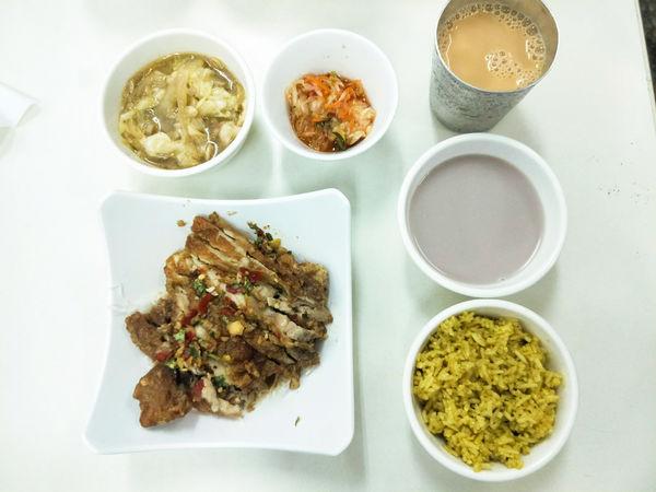 銀魚松江南京美食。泰式料理100元以下上班族午餐首選