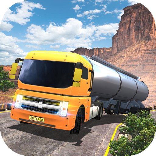 Oil Tanker Long Vehicle Transport Truck Simulator