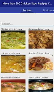 Chicken Stew Recipes Complete ? - náhled