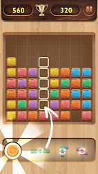 Block Puzzle - Wood Puzzledom APK screenshot thumbnail 15