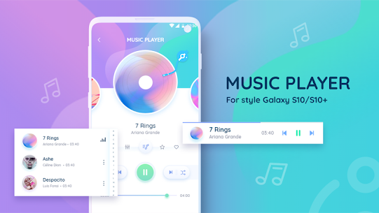 Music Player for S10 – Mp3 Player App Download For Android 1