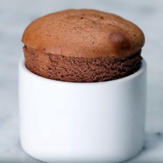 Chocolate Hazelnut Soufflé