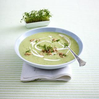 Watercress and Shrimp Soup
