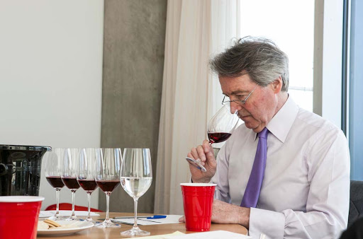 From the archive: Steven Spurrier's guide to tasting young wine