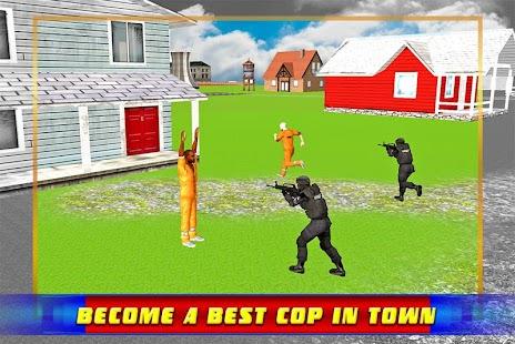 Jail Attack: Counter War screenshot