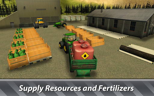 ud83dude9c Farm Simulator: Hay Tycoon grow and sell crops apkpoly screenshots 4