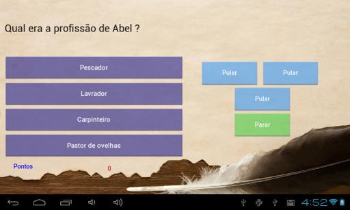 Perguntas e Respostas Bu00edblicas 1.0.0 screenshots 5
