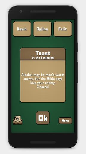Skal Drinking Game screenshot 2