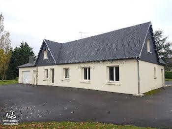 maison à Saint-Clément-Rancoudray (50)