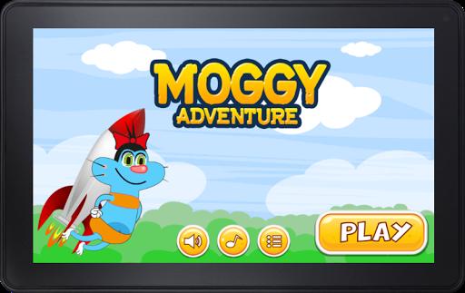 Moggy Adventure