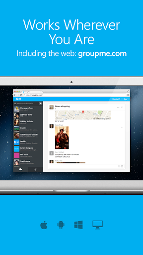 GroupMe screenshot 6
