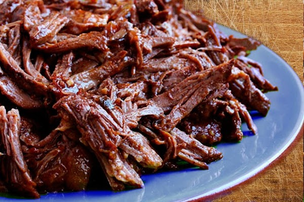 South-of-the-border Shredded Beef Recipe