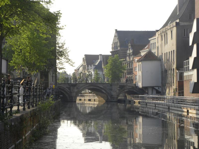 Bootjes in Mechelen