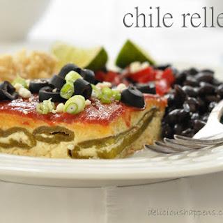 Vegetarian Chili Rellenos Recipes