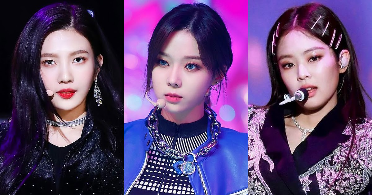 These Are The TOP 100 K-Pop Girl Group Member Brand Reputation Rankings For October 2021