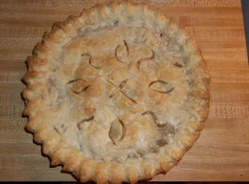 "Apple Pie To Die For ""My family swears that this pie is..."