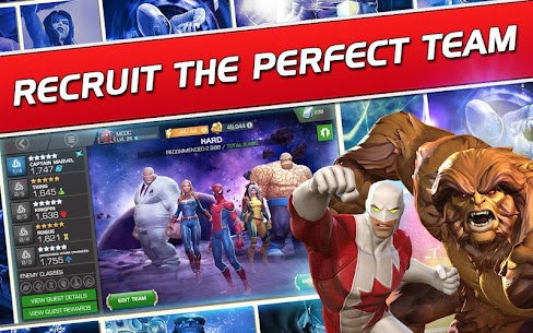 Marvel Contest of Champions Mod Apk (Damage/Blood/Skill) 7