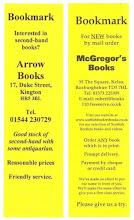 Photo: Arrow Books / McGregor's Books