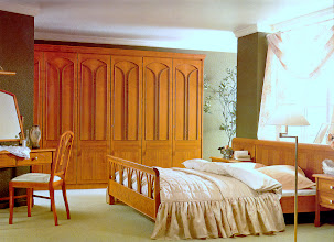 Photo: Schlafzimmer Jeunesse Kirschbaum mit Eibe