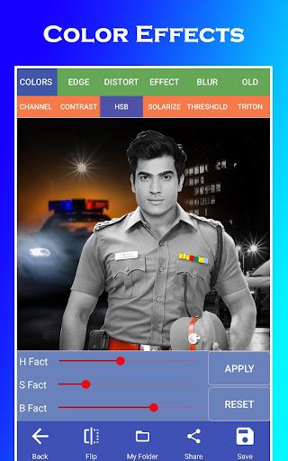 Men Police Suit Photo Editor 2020 1.0.17 screenshots 8