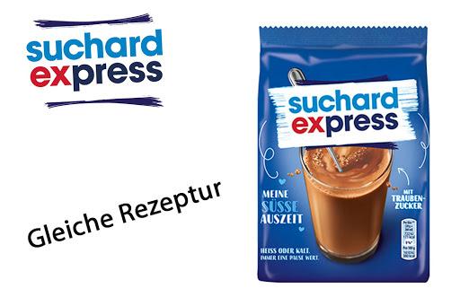 Bild für Cashback-Angebot: Suchard Express