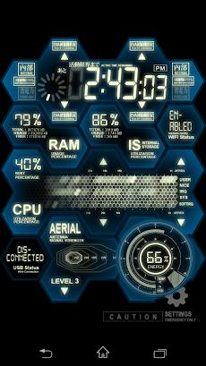 EVA System Monitorのおすすめ画像5