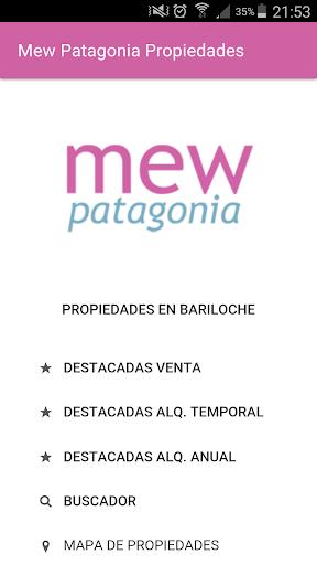 Mew Patagonia Propiedades