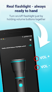 Flashlight - Volume Rockers - náhled