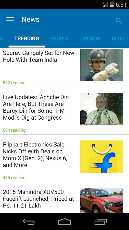 NDTV News - India - screenshot