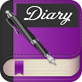 Diary with lock - Journal, Mood Tracker