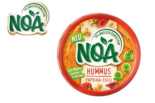 Bild für Cashback-Angebot: NOA Hummus Paprika-Chili