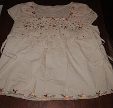 Photo: Motherhood Maternity 2X Hippie/Boho Empire waist shirt with embroidery. SUPER CUTE on. Ties in back. $3