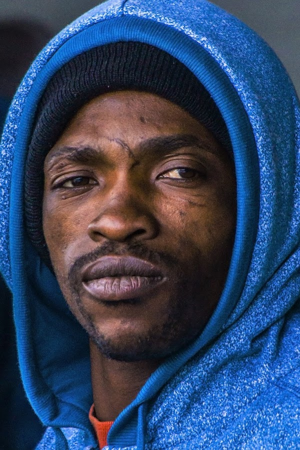 by Sean Snyman - People Portraits of Men