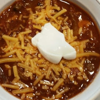 Beef and Sausage Chili Recipe