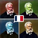 Victor Hugo gratuit: Poeme, citation et poésie. icon