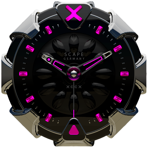 XEEX Luxury Clock Widget