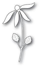 Poppystamps Die - Meadow Flower