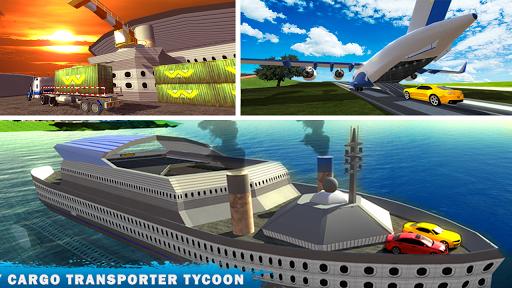City Cargo Transporter Tycoon