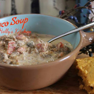 Keto Approved Low Carb Taco Soup Recipe
